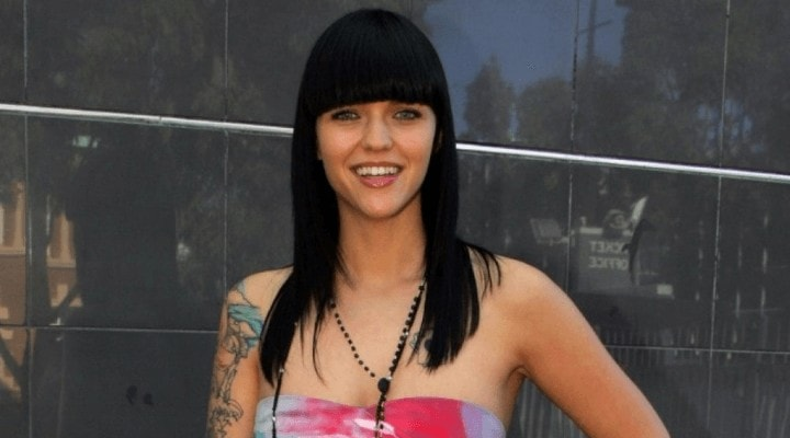 Ruby Rose Appeared With Long Hair in 2008
